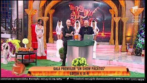 """Ultima emisiune """"Un show păcătos""""! Dan Capatos: """"Această poveste care a început acum nouă ani se termină în această seară!"""""""