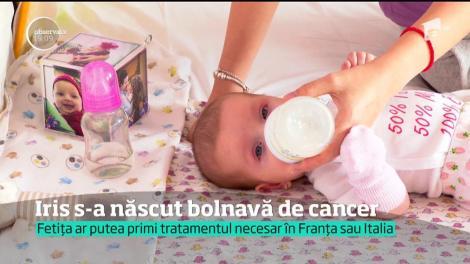 Îngrijeşte zeci de copii zilnic, însă tocmai pentru fiica ei are nevoie de ajutor. Suferă de o formă rară de cancer