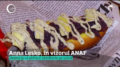 Anna Lesko a fost vizitată de inspectorii ANAF la restaurantul pe care îl deține