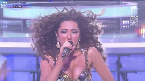 """Adina se transformă în Beyonce - """"Crazy în love"""""""