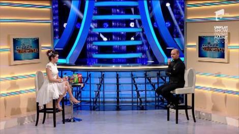 Culise: Adina se pregătește să devină Beyonce
