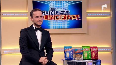 Culise: Șerban Copoț se pregătește să devină Mr. Grinch