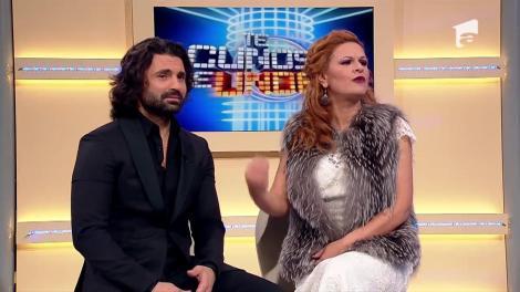 Culise: Maria Buză şi Pepe se pregătesc să devină Alexander Delgado & Marc Anthony