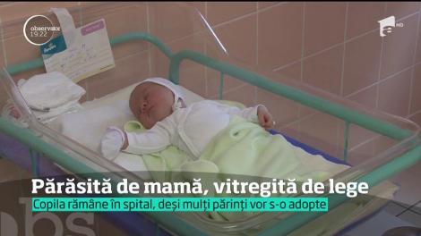 Adopția în România durează între șase luni și un an de zile