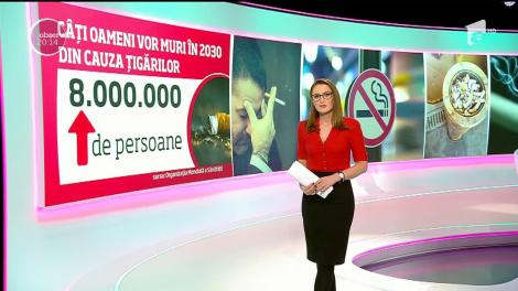 Până în 2050, Rusia ar putea deveni prima ţară care elimină complet produsele din tutun