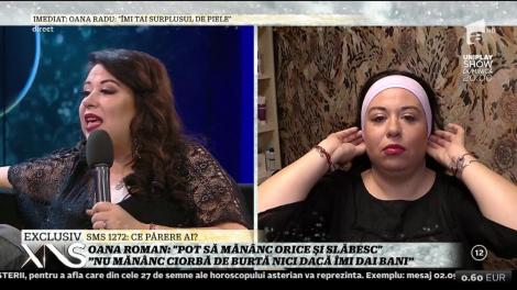 """Oana Roman, despre legenda """"Shaormei"""": """"Cel mai mult urăsc shaorma"""""""