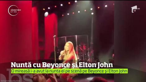 Asta da NUNTĂ DE VIS! Nepoata unui oligarh din Rusia, petrecere de lux cu Mariah Carey şi Elton John
