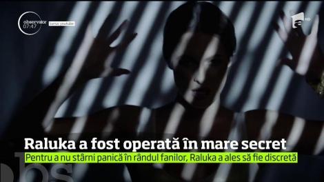 """Solista Raluka, operată cu succes la corzile vocale. Fanii, îngrijorați: """"Va mai putea cânta?"""""""