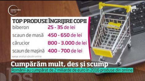 România, cea mai mare creştere a comerţului pe internet din Uniunea Europeană