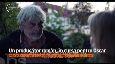 Ada Solomon, un producător român de filme, în cursa pentru Oscar