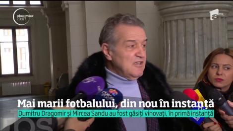 Geroge Becali a fost chemat ca martor în procesul dezafilierii Craiovei