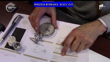 Inelul de aproape două milioane de euro, furat de un român la Paris, a fost predat proprietarului