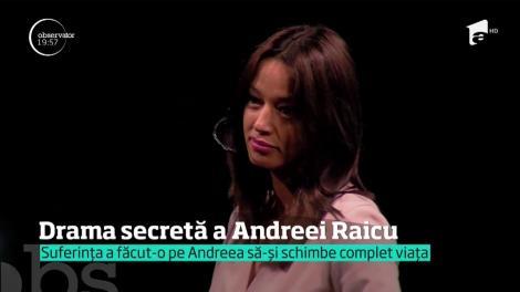 La aproape 40 de ani, Andreea Raicu s-a reinventat