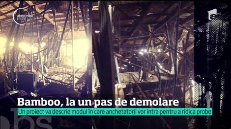 Clubul Bamboo, la un pas de demolare