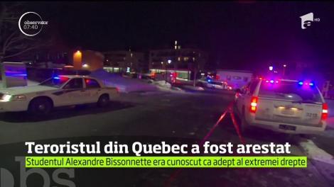 Atacatorul de la moscheea din Quebec este fan Donald Trump