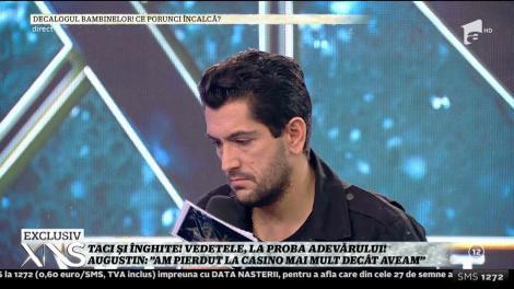 """Fost reprezentant al României la Eurovision, DEZVĂLUIRE ȘOCANTĂ în direct: """"Respect comunitatea gay!"""""""