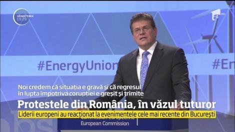 """Oficialii de la Bruxelles avertizează: """"Lupta împotriva corupţiei este subminată!"""""""