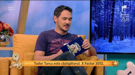 Tudor Turcu, învingătorul sezonului doi de X Factor, s-a calificat la Eurovision 2017
