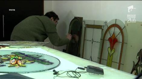 Arta vitraliului