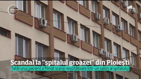 Acuzaţii grave aduse Spitalului Judeţean de Urgenţă din Ploieşti