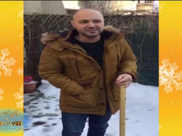 Marcel Pavel, Adrian Minune, Romică Țociu și Cornel Palade față în față cu blonda supremă