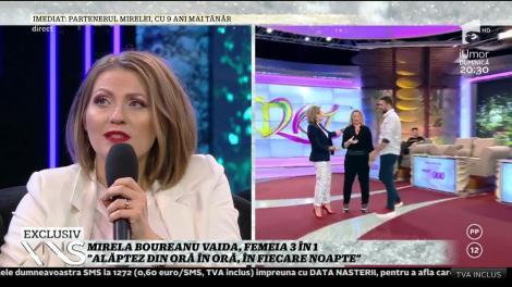 """Mirela Boureanu Vaida: """"La 2k1 rădem de ne prăbușim. De luni vom transmite în direct"""""""