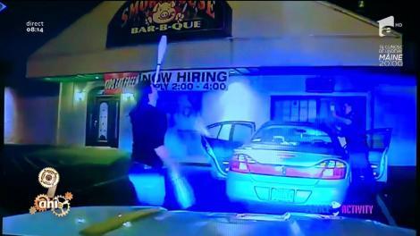 Smiley news: Un şofer băut din SUA a scăpat de arest cu ajutorul jongleriilor