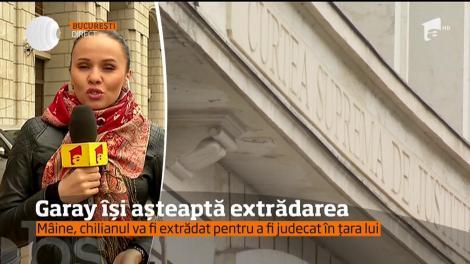 Rafael Garay, chilianul acuzat că a fugit în România cu un miliard de dolari, se va întoarce acasă pentru a fi judecat