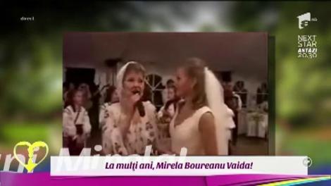 """Surpriză de proporţii în platoul """"2k1! La mulţi ani, Mirela Boureanu Vaida!"""