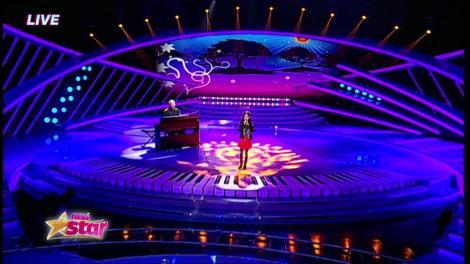 Katia Cărbune, cea mai tânără compozitoare din România, ne uimești! O fetiță talentată foc, un pian și jurați în lacrimi: ce moment!