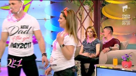 """Aşa intrare într-un platou de televiziune nu s-a mai pomenit! Mirela Boureanu Vaida a încremenit: """"Nu eşti normal la cap"""""""