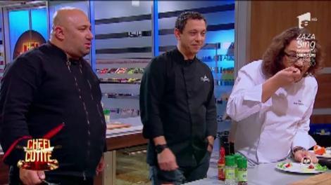 """Chefii decid soarta celor 60 de concurenți: """"Nu știu maică ce e aia Gorgonzola"""""""