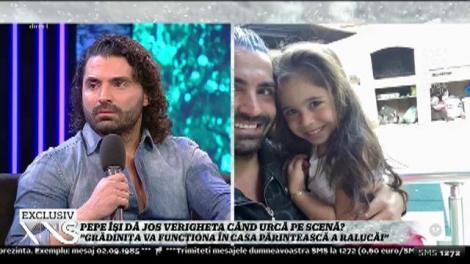 """Pepe: """"Raluca își va deschide o grădiniță"""""""