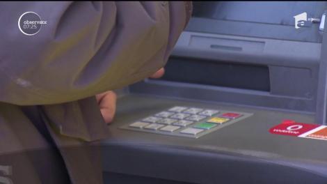 Român arestat pentru furt din bancomate, la New York