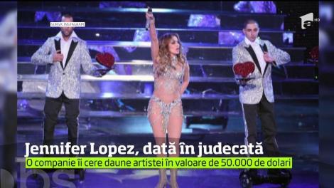 Jennifer Lopez, dată în judecată de o companie de skateboard-uri electrice
