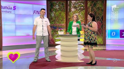 Cristina și Marian, câștigătorii celei de-a 29-a ediții 2k1!
