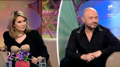 """Cristina Cioran, despre motivul pentru care iubitul nu o cere de soţie: """"Traian nu mă cere de nevastă pentru că îi este teamă că-l refuz"""""""