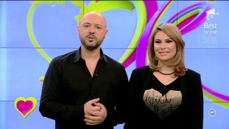 Mihai și Noemi Mitoșeru, Cristina Cioran și Traian Văduva şi Marcel Toader și Maria Constantin, cuplurile din a 31-a ediție 2k1