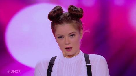 """Doina Teodoru, marea dragoste a lui Bendeac din sezonul al doilea """"iUmor"""", îi dă pe spate pe juraţi:  """"Mihai are impresia că spune glume fără perdea. De fapt, sunt fără umor"""""""