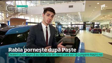 Programul Rabla ia startul, după Paște! Șoferii se vor bucura de bonusuri mai mari, de până la 10.000 de euro