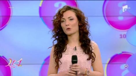 """Surpriză uriașă la emisiunea """"2k1""""! O concurentă a pus mâna pe microfon și s-a dezlănțuit! Toți au amuțit!"""