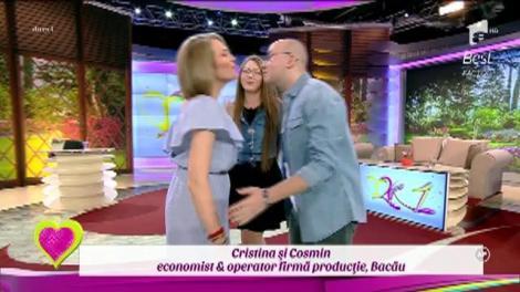 Iuliana & Cătălin, Cristina & Cosmin şi Ioana & Alexandru, cuplurile din ediţia 33-a a emisiunii 2k1