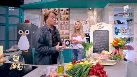 Cea mai bună friptură de Paște! Vlădutz de la Neatza îți spune secretul celei mai bune fripturi de miel!