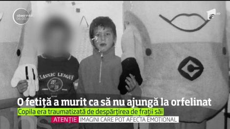 Fetiţă din Gorj, care a fugit de acasă de teamă să nu ajungă la orfelinat, găsită înecată în râul Tismana