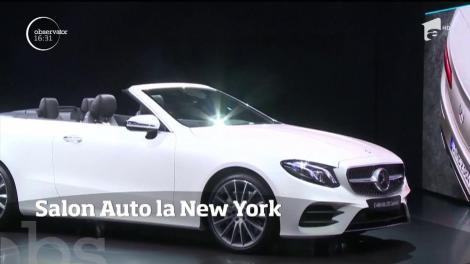 Surpriză pentru pasionaţii de automobile, la New York