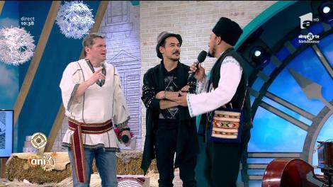 Alejandro Sanz a venit în platoul de la Neatza! Cătălin Oprișan și Hevito îi interpretează unul dintre hituri! Vei râde în hohote!