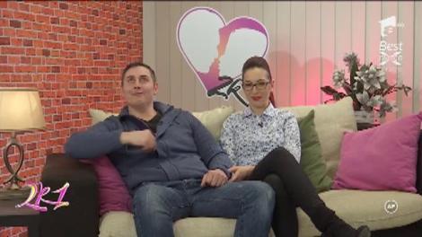 Roxana & Ramon, Isabelle & Nicolae şi Cristina & Radu, cuplurile din ediţia 38-a a emisiunii 2k1