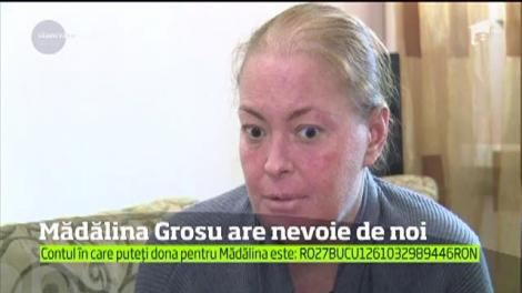 Mădălina Grosu, colega noastră de breaslă, are nevoie de un transplant medular, intervenţie care se poate realiza doar în Israel
