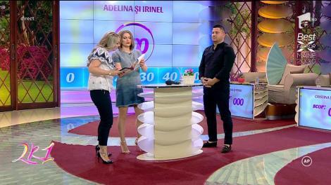 Adelina şi Irinel, câștigătorii celei de-a 45-a ediții 2k1!