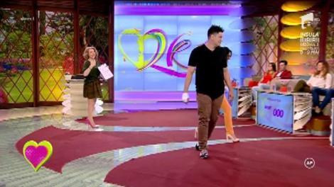 """Constantina şi Raymond, foşti concurenţi la """"Mireasă pentru fiul meu"""", își testează dragostea, din nou, la 2k1"""